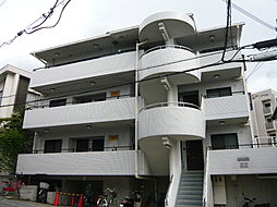大阪府豊中市刀根山6丁目の賃貸マンションの外観