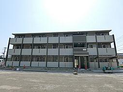 新築D-roomグレイスコート湘南[102号室]の外観
