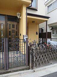 [テラスハウス] 東京都世田谷区粕谷4丁目 の賃貸【/】の外観