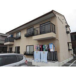 静岡県浜松市中区高丘東2丁目の賃貸アパートの外観