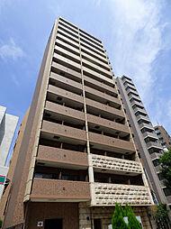 プレサンス阿波座ステーションフロント[13階]の外観