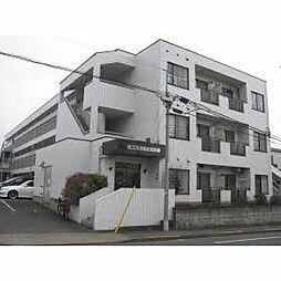 東京都日野市多摩平6丁目の賃貸マンションの外観