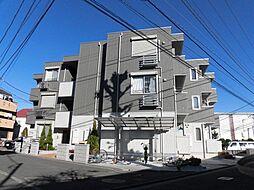 セジュール武蔵新城[1階]の外観