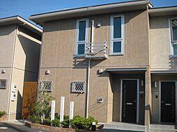 [タウンハウス] 大阪府貝塚市加神1丁目 の賃貸【/】の外観