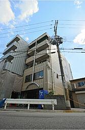 京都府京都市山科区小野蚊ケ瀬町の賃貸マンションの外観
