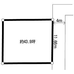 佐倉市西志津3丁目売地