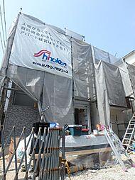 ハーモニーテラス加美正覚寺[2階]の外観