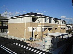 エスペランサ山崎[2階]の外観