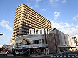 ハーモニア新町[9階]の外観