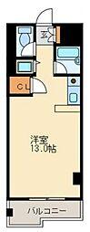 プレアール原田[3階]の間取り