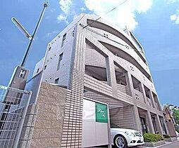 京都府京都市左京区下鴨森本町の賃貸マンションの外観