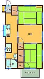 [一戸建] 埼玉県児玉郡神川町元原 の賃貸【/】の間取り