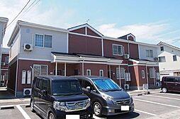 香川県丸亀市土器町東1丁目の賃貸アパートの外観