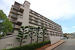 藤和舞子坂ハイタウン[6階]の外観
