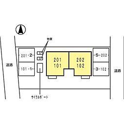 AIVO(アイヴォ)[1階]の外観