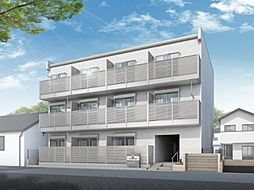 クレイノコンフォール杭瀬北新町[2階]の外観
