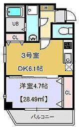 千葉中央駅 7.2万円