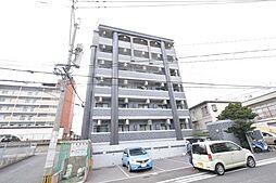 KMマンション産医大前[201号室]の外観