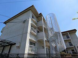 ガーデンハイツ清水[3階]の外観