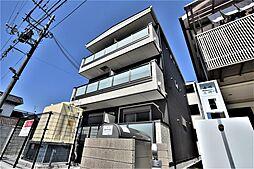 近鉄南大阪線 高見ノ里駅 徒歩4分の賃貸アパート
