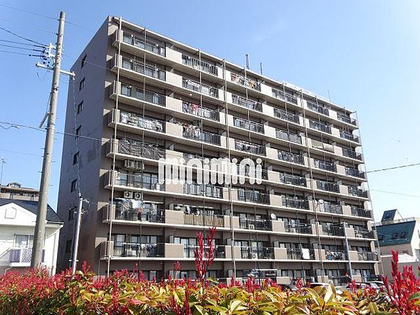 フローレンス三河安城[8階]の外観