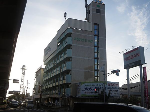 ユウパレス穴田 3階の賃貸【大阪府 / 泉大津市】