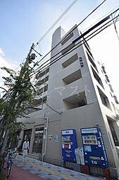 大阪府大阪市旭区生江3の賃貸マンションの外観
