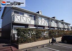 メゾンドール西入[1階]の外観