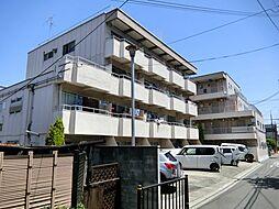 山崎第2マンション[4階]の外観