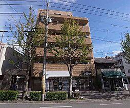 京都府京都市中京区西ノ京北円町の賃貸マンションの外観