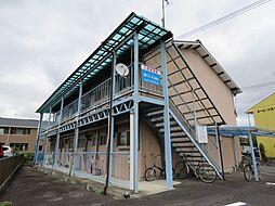滋賀県栗東市大橋4丁目の賃貸アパートの外観
