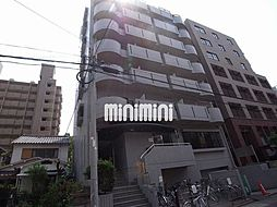 ラフィナス新栄[6階]の外観