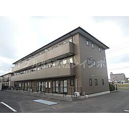 香川県高松市多肥下町の賃貸アパートの外観