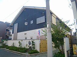 山清庵[2階]の外観