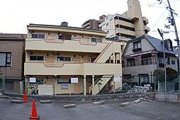 大阪府寝屋川市香里本通町の賃貸マンションの外観