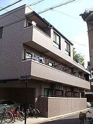 ブリテンコート[1階]の外観