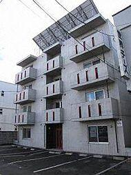 クラリス二十四軒[2階]の外観