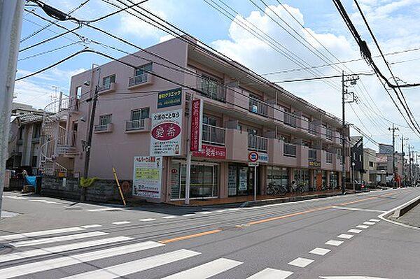 渋谷ハイツ[205号室]の外観
