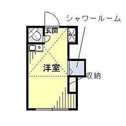 アーバンプレイス江古田IVB[2階]の間取り