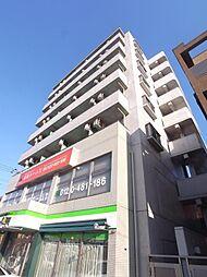 埼玉県朝霞市西弁財2丁目の賃貸マンションの外観