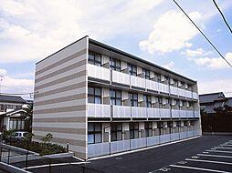 神奈川県厚木市恩名3丁目の賃貸マンションの外観