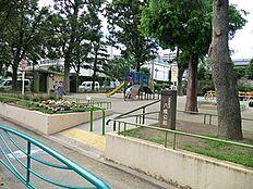 周辺環境:八成公園