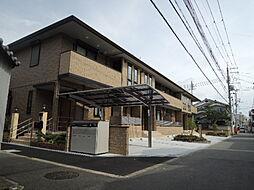 大阪府大阪市平野区瓜破西3丁目の賃貸アパートの外観