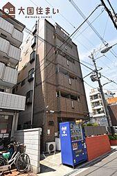 大阪府大阪市西成区鶴見橋1丁目の賃貸マンションの外観