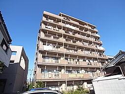 千葉県我孫子市白山2丁目の賃貸マンションの外観