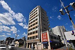 福岡県北九州市小倉北区木町4丁目の賃貸マンションの外観