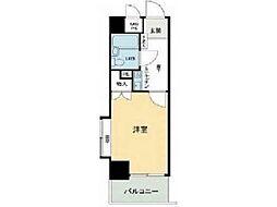 ライオンズマンション西八王子第3[9階]の間取り