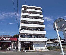 京都府京都市右京区西京極西池田町の賃貸マンションの外観