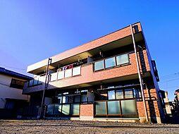 ベルシオンB棟[1階]の外観