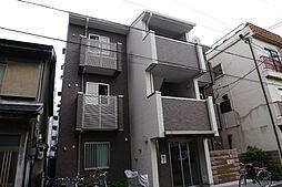 大阪府大阪市西淀川区御幣島2丁目の賃貸アパートの外観
